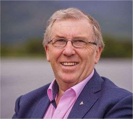 Dan O'Donoghue - - Asentiv Ireland