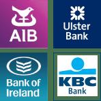 Irish Banks Logos